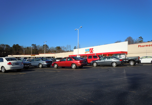 Kmart Shopping Center